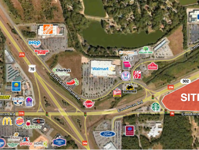 Site Area Map